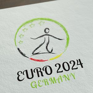 EURO 2024 bid logo for Germany