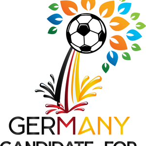 GERMANY Euro 2024 Logo