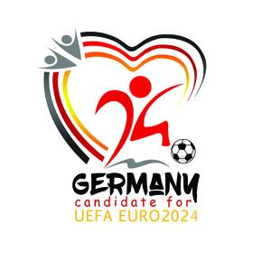 EURO 2024 under germany sky