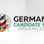 Conceptual, and modern logo for Germany Candidate for UEFA EURO 2024