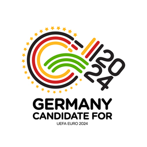 Germany 2024 bidding logo