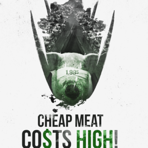 Cheap Meat Co$ts High