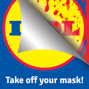 Take off your mask!