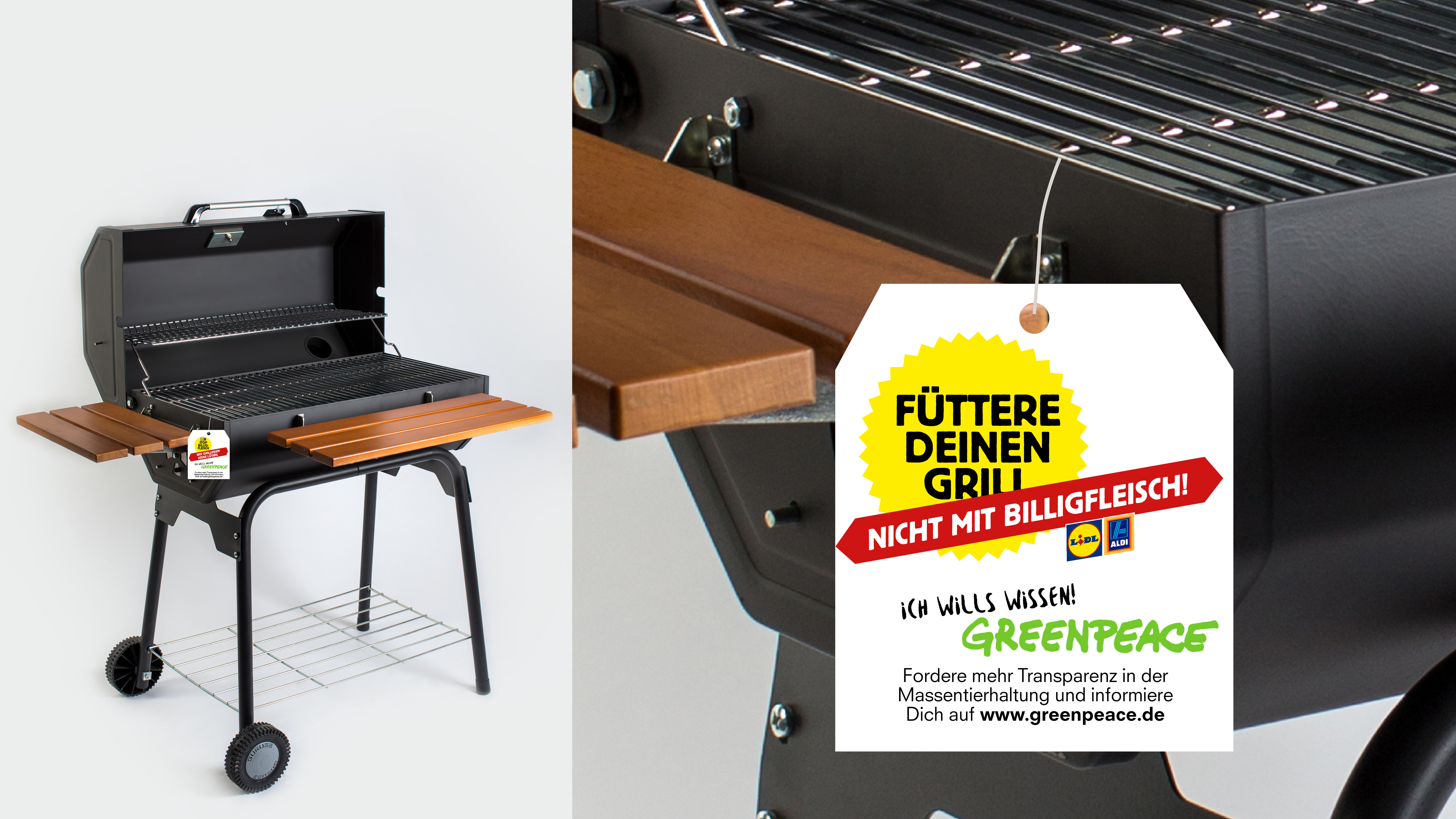 Jovoto Dont Feed Your Grills With Cheap Meat Greenpeace Against