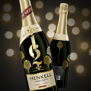 Elegance don't go out of style, 162 years of henkell.