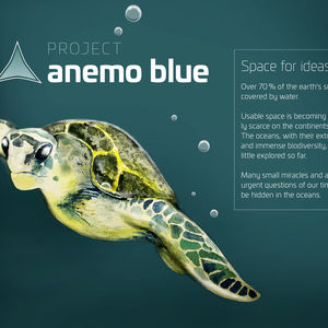 ANEMO BLUE the green aqua culture project