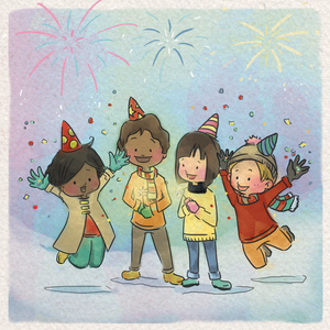 Let's celebrate!