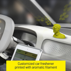 User as the car freshener (UPDATED)