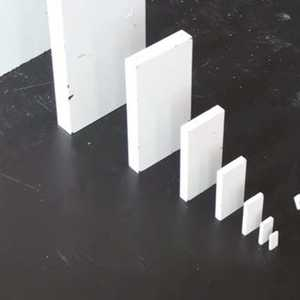 Domino: less is more